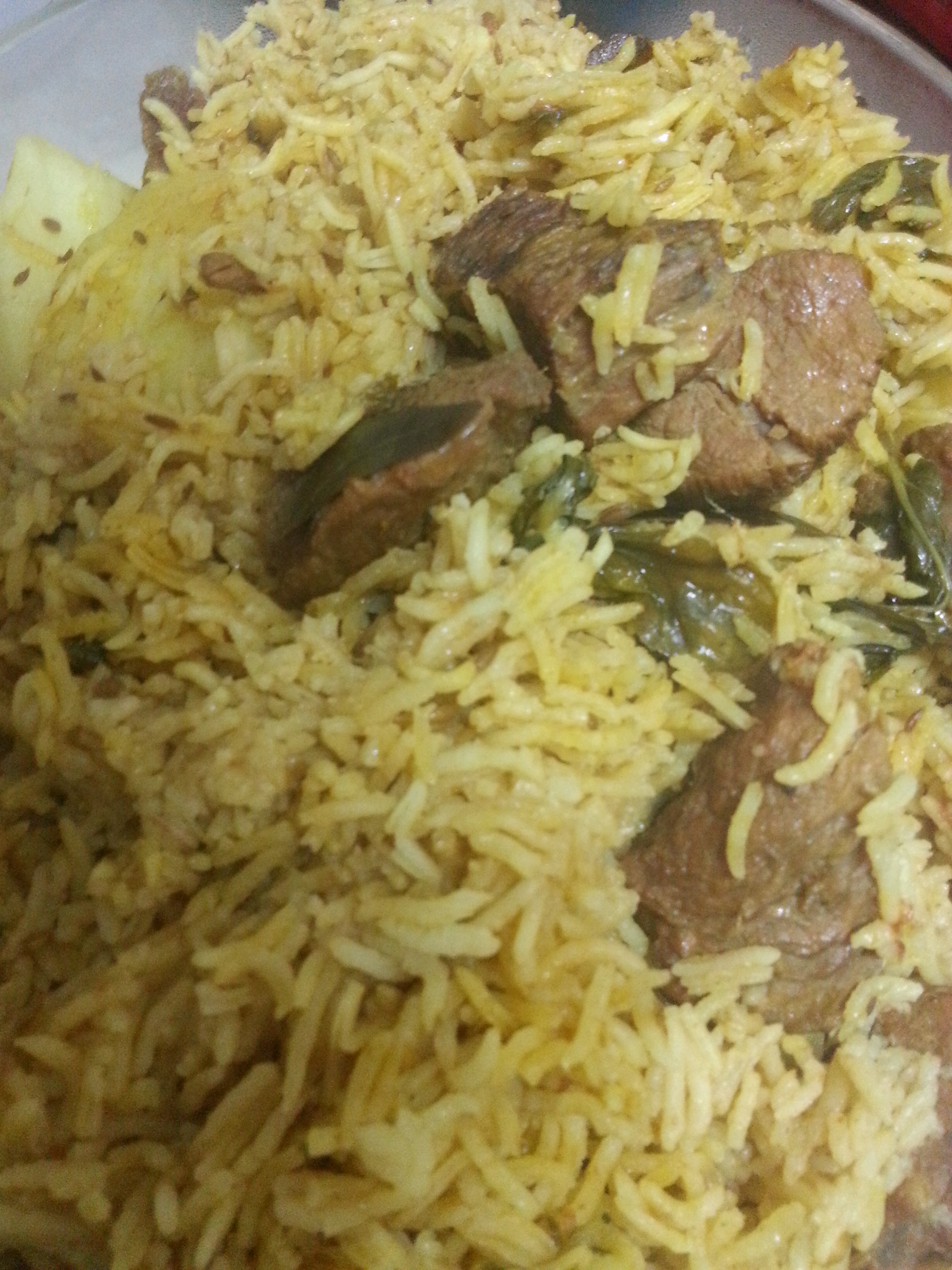 Recipe Memoni Akni Beef With Rice Lets Share Knowledge