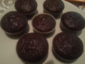 Recipe Chocolate banana cupcakes