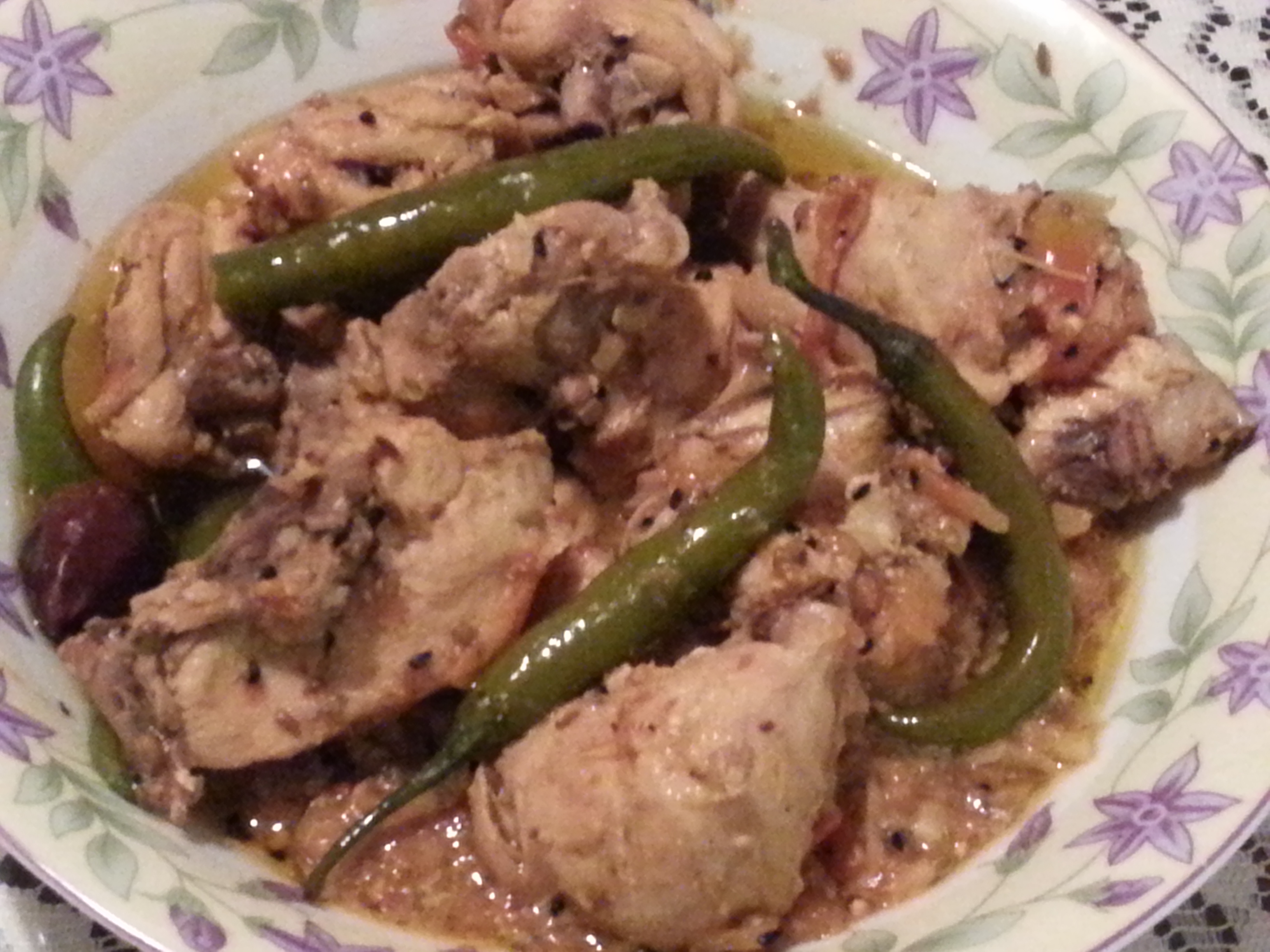 Recipe achari chicken karahi by zubeida tariq lets share knowledge recipe achari chicken karahi by zubeida tariq forumfinder Gallery