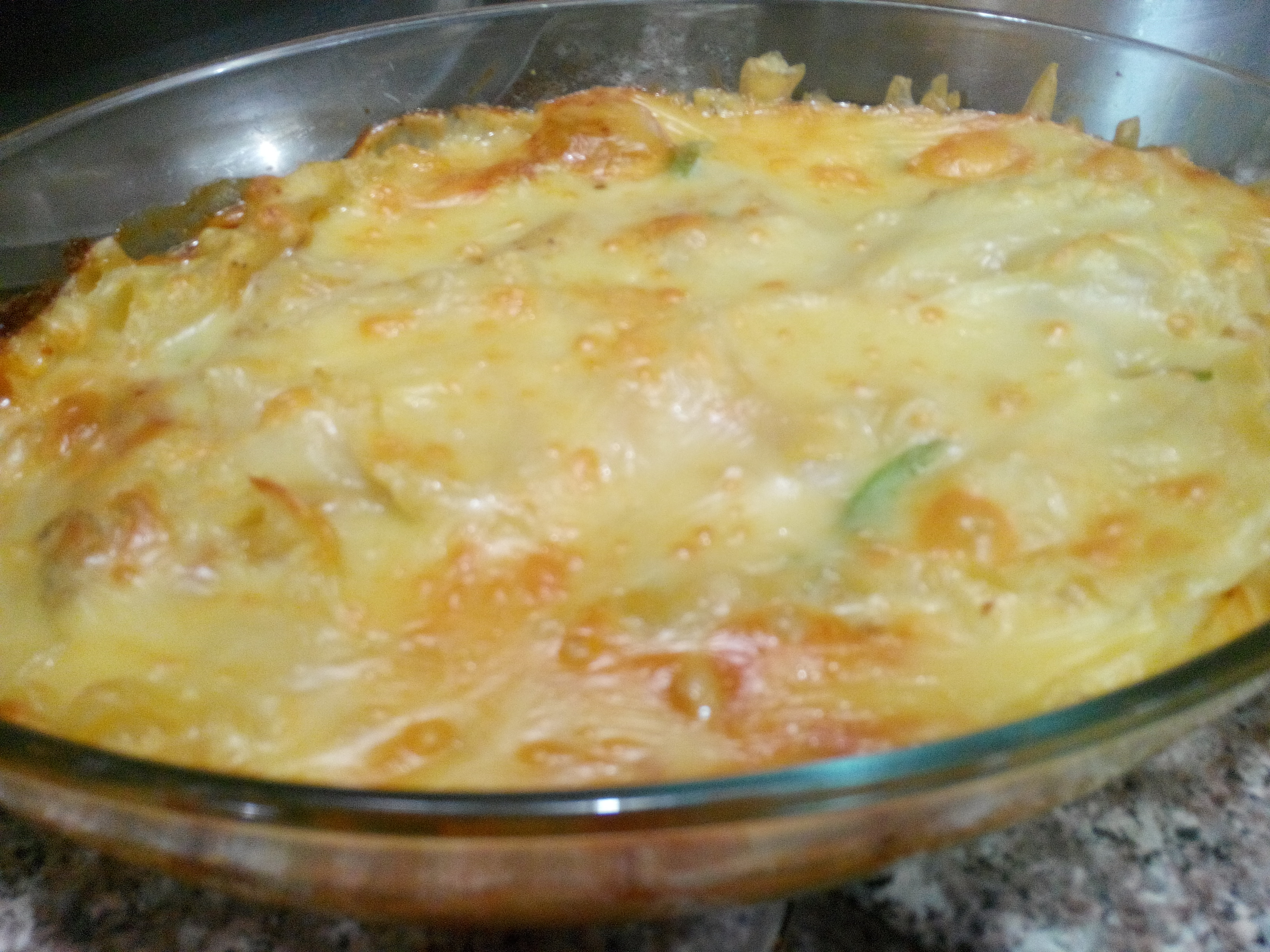 Recipe chicken lasagna by shireen anwer