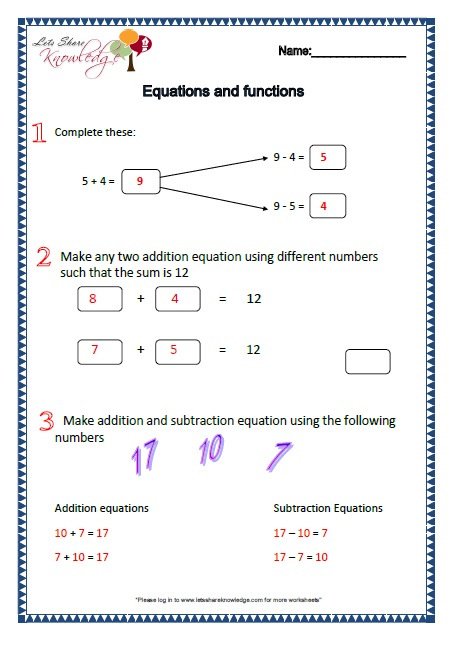 Addition worksheets ks2 year 4