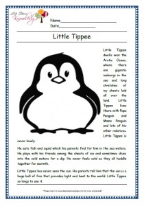 little tippee grade 1 comprehension