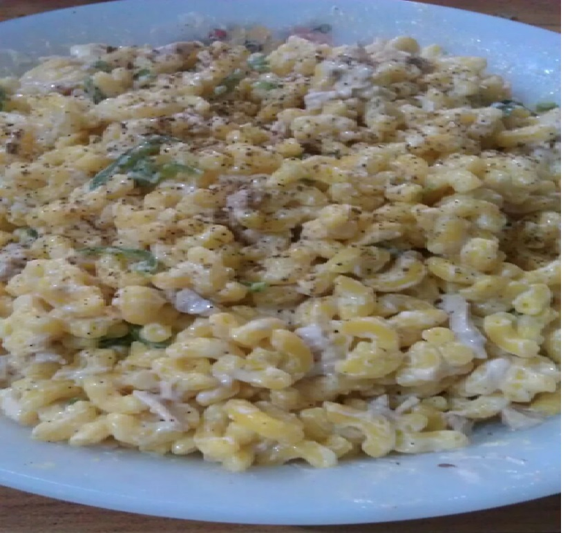 Recipe: Chicken Macaroni