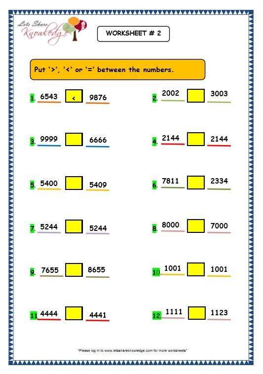 Number Names Worksheets u00bb Counting In 3s Worksheet - Free ...