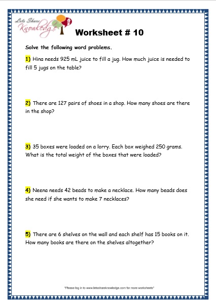 Multiplying fractions word problems worksheets pdf