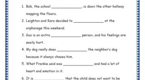 Grade 4: Vocabulary Worksheets Week 29